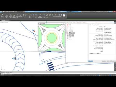 Autodesk Vehicle Tracking - Roundabout