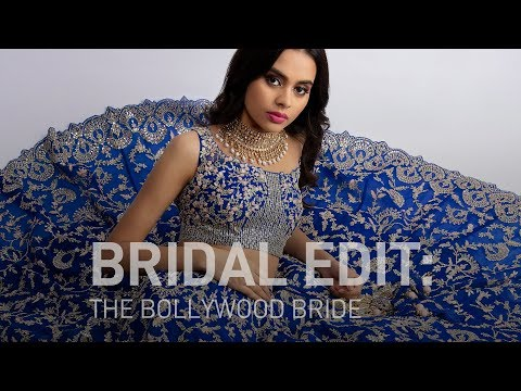 Bridal Makeup Tutorial with Daniel Bauer | Bollywood Bridal Makeup Look  | MyGlamm