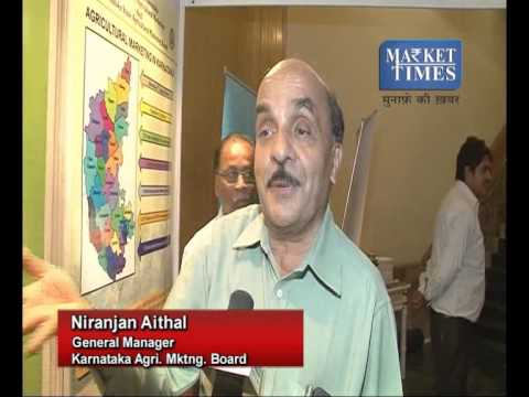 Niranjan Aithal, Agri Marketing Board, Karnataka,...