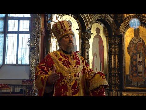 Проповедь митрополита Иоанна в день памяти святого благоверного князя Александра Невского