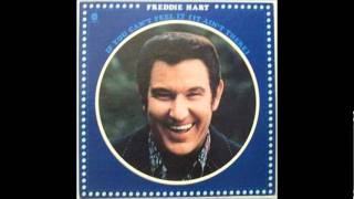 Freddie Hart - Too Many Teardrops