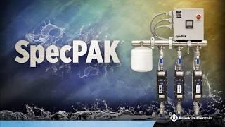 Inline1100 SpecPAK Pressure Boosting System