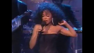 DIANA ROSS  If You're Not Gonna Love Me Right on Jay Leno Tonight Show