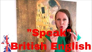 How to Develop a British Accent