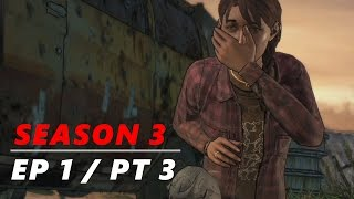 WHAT!?! WAS NOT EXPECTING THAT! - The Walking Dead: Season 3 - Episode 1 | Part 3