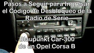 blaupunkt car 300 radio code most popular videos rh novom ru Blaupunkt Car 300 Circuit Blaupunkt Speakers Marine