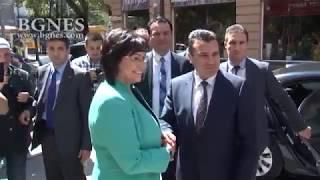 Нинова: Ще настояваме Западните Балкани да бъдат приоритет на председателството на ЕС