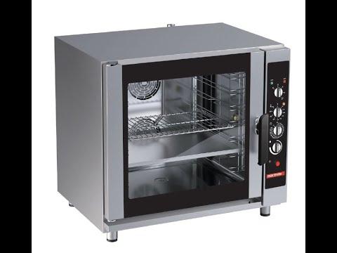 Inoxtrend Combi Oven 7 Tray