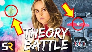 Where Has Captain Marvel Been This Whole Time? | THEORY BATTLE