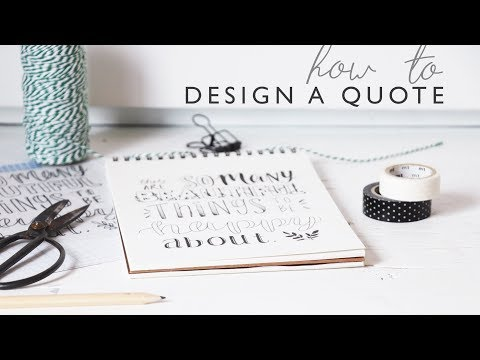 mp4 Design Quote, download Design Quote video klip Design Quote