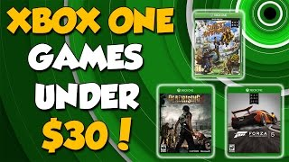 10 Awesome Xbox One Games That Are Under $30