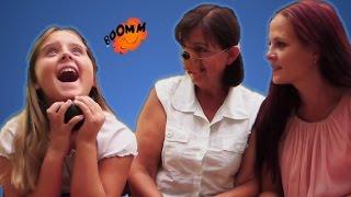 БОЛЬШОЙ СУПЕР ВЗРЫВ ЧЕЛЛЕНДЖ!! игра для всей семьи как играть в игру Тик Так Бум