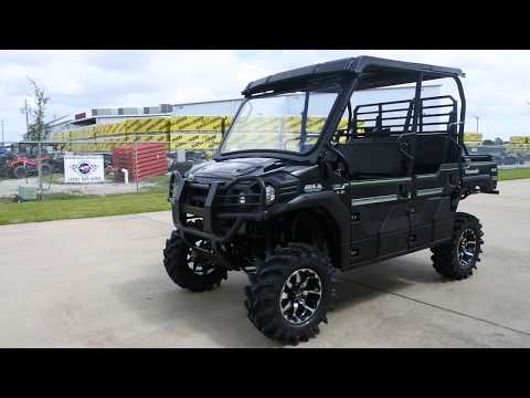 2018 Kawasaki Mule PRO-FXT EPS LE in La Marque, Texas - Video 1