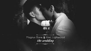 ° Alec & Magnus II The Wedding