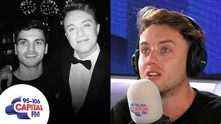 Roman Kemp Pays Tribute To Capital Producer And Close Friend, Joe Lyons | Capital