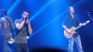 3 Doors Down - Goodbyes - Grand Prairie, TX - 1-25-13