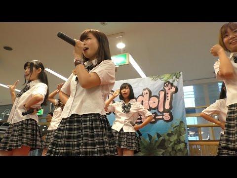 ポンバシwktkメイツ「BAKA POP!!」ふれ愛 あにま LAND・Osaka Idol of Japan