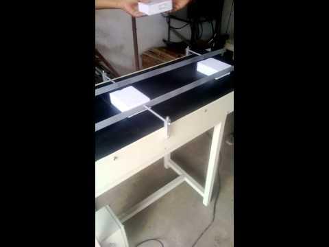 Conveyor  Batch Coding Machine