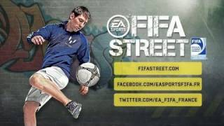 FIFA Street - Lionel Messi dans la rue !