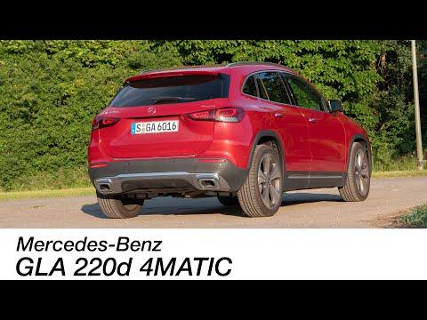 Besser auf den Diesel setzen? Mercedes-Benz GLA 220d 4MATIC (H 247) Test - Autophorie