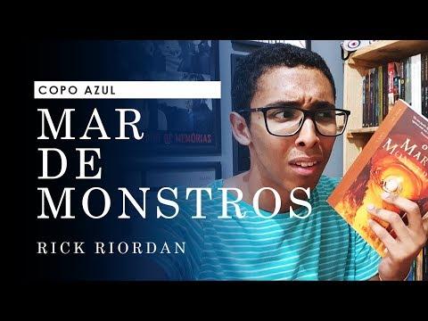 #CopoAzul: Percy Jackson e o Mar de Monstros, do Rick Riordan | @umbookaholic