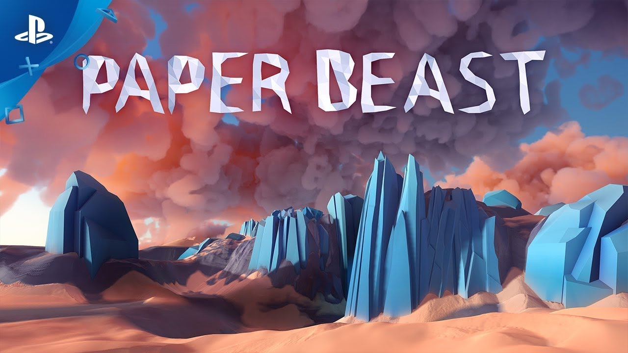 Paper Beast, From the Creator of Another World, Out This Year for PS VR