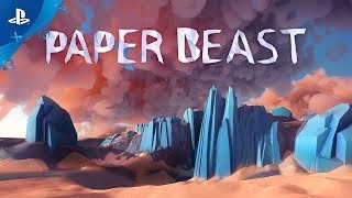 Paper Beast - Trailer | PS4, PS VR