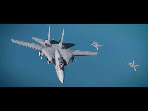 DCS F-14 by Heatblur Simulations Trailer only! - Misterixmax - Video