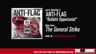 Anti-Flag - Bullshit Opportunist