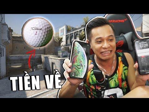(Golf With Your Friends #4) Đánh Golf map Dust2 ăn tiền là dễ.