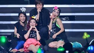 20140810 SHE台北場安可演唱會Selina哭翻天 見五月天 動力火車變身小歌迷