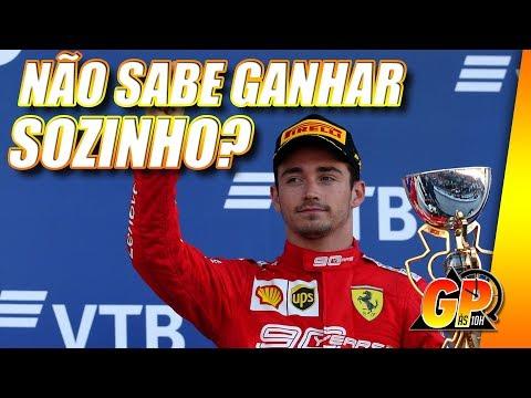 Leclerc precisa acelerar mais e reclamar menos | GP às 10