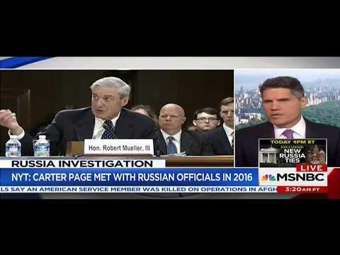 John Lauro   MSNBC TV News 11 5 2017 618AM MSNBC Live