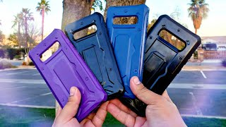 Samsung Galaxy S10 & S10 Plus Official Cases Early Look