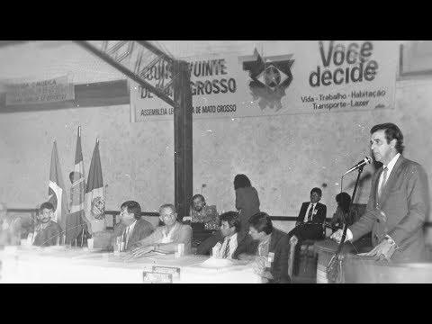 Constituição de Mato Grosso completa 30 anos