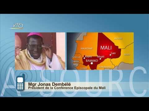 """""""Mystérieux comptes bancaires"""" : l'épiscopat du Mali réagit"""
