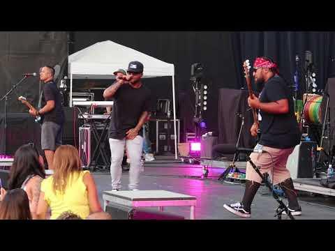 Common Kings / One day  / Pacific Amphitheatre / Costa Mesa, CA / 8/11/18