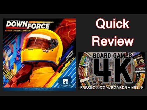 Downforce - Quick Review