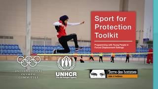 SPORT FOR PROTECTION TOOLKIT LAUNCHED