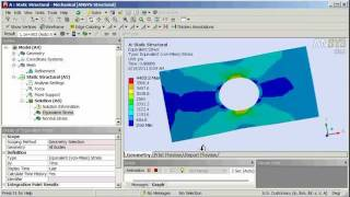 Tensile Test with Ansys Workbench - Most Popular Videos