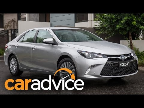 2015 Toyota Camry (MY 2016) : Design Interview with Kevin Hunter