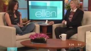 Эванджелин Лилли, Evangeline Lilly on Ellen