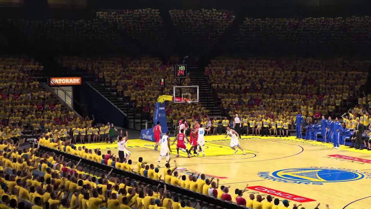 Puro baloncesto en el nuevo vídeo de NBA 2K15