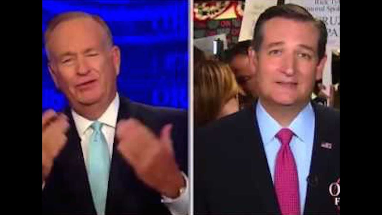 Ted Cruz Complains To Bill O'Reilly: Debate Wasn't Fair! thumbnail