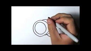 Как рисовать - Йо-йо