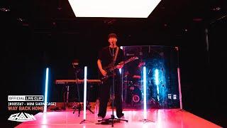 숀(SHAUN),『#0055b7』 Mini Show Case - Way Back Home _ Live ver