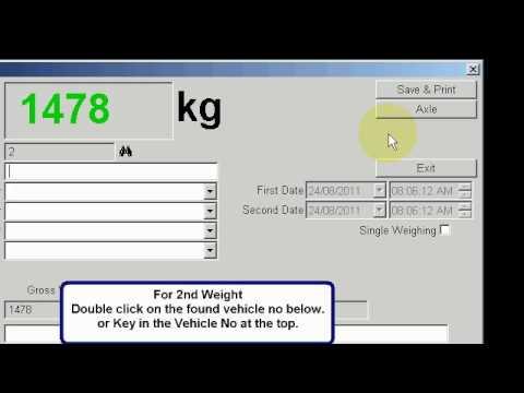 Weighbridge Software at Best Price in India