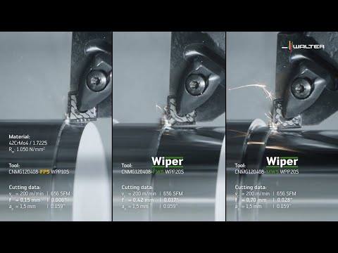 WIPER-GEOMETRIE FW5 UND MW5 - Die nächste Generation universeller Wiper-Geometrien.