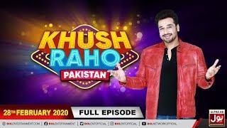 Khush Raho Pakistan   Faysal Quraishi Show   28th February 2020   BOL Entertainment