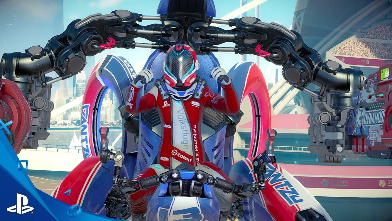 Rigs Mechanized Combat League: From Idea to Action